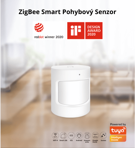 ZigBee_smart_pohybovy_senzor